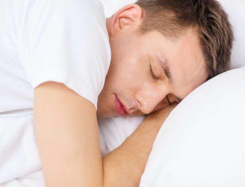 Sopiva lämpötila, parempi uni